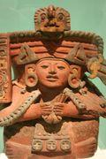 Funerary urn female
