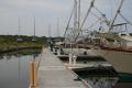 Marina Puerto Chiapas  view toward boat yard  4-23-2014