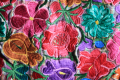 7 Hostal las Marias - pillow fabric detail