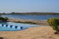 Puesta del Sol's Rancho beach and pool
