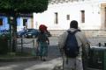 Parque Central Maya woman