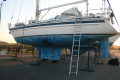Pre-painting - hull's in good shape