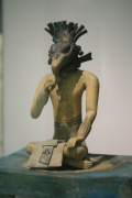 39 Turkey-head 6-inch figurine