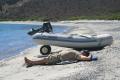 GB ashore in Caleta San Juanico