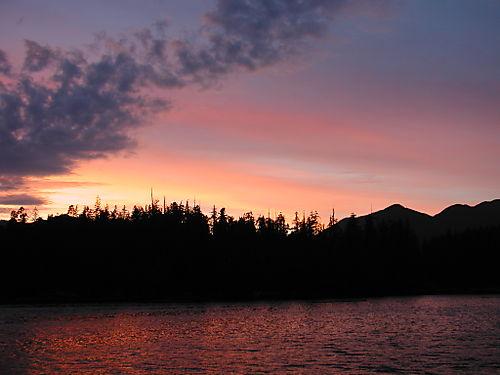 Queen Cove, Esperanza Inlet, 7-16-2007