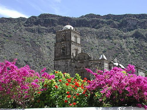 Mission San Javier 4-2-2008